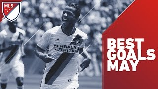 Best Goals: Dos Santos, Villa, Gerrard, Piatti from May by Major League Soccer