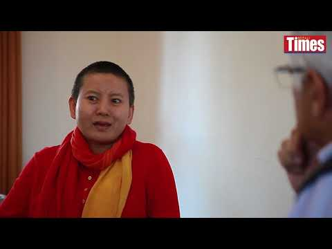 (NT Studio: In conversation with Ani Choying Drolma - Duration: 9 minutes, 42 seconds.)