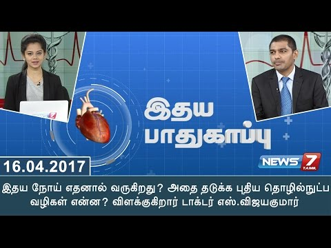 Causes and Treatments of Heart Diseases: Dr Vijayakumar