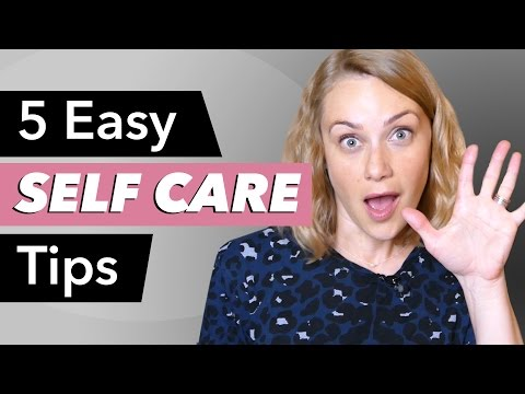 Your Self Care in 5 Easy Steps! w/Kati Morton