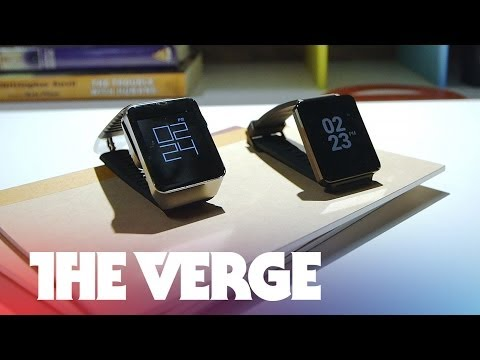 Android Wear: comparing the Gear Live and LG G Watch