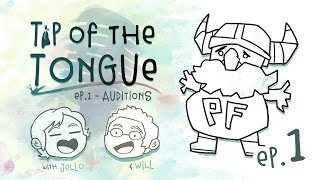 """WATCH ON SOUNDCLOUD:https://soundcloud.com/jello-apocalypse/tip-of-the-tongue-ep-1-auditioningThe premiere episode of our video/podcast-styled new series """"Tip of the Tongue!"""" Helping voice actors and content creators make the high-quality content they've always dreamed of making.Today's (very long!) episode is on the basics of Auditioning. In this episode we will cover everything from finding auditions, email structure, basic audio cleanup, overcoming your fears, how a casting director chooses the best actor for the job, and how to increase your own chances of becoming that actor.---Tip of the Tongue is made possible by support from our patrons on PATREON! If you'd like to support the show and help us make more quality content, please consider donating at https://www.patreon.com/jelloapocalypse---TIMESTAMPS:1:08 - Where Do I Find Auditions? Searching and Networking7:45 - Recording a good audition. Following guidelines & Deadlines16:25 - How to avoid getting your audition thrown out. Easy, free audio quality fixes. Organizing your audition.29:33 - Submitting the Audition - What should your email look like? How do you package it?39:45 - Getting Cast and (mostly) Not Getting Cast50:04 - Auditioning for Multiple Characters53:42 - Getting Cast and Live Direction. Overcoming social anxiety.58:48 - How a Casting Director goes through auditions. How to set up a Casting Call (for other producers looking to get started).1:04:23 - How to Avoid Bad Projects. When should I NOT audition?1:22:31 - QnA - Questions from Twitter! We answer a variety of questions here that are always on the screen, so just click around to see what questions you're interested in.---MUSIC USED:Nimbassa CORE by pLasterbrainMarch of the Spoons Kevin MacLeod (incompetech.com)Licensed under Creative Commons: By Attribution 3.0 Licensehttp://creativecommons.org/licenses/by/3.0/Too Cool Kevin MacLeod (incompetech.com)Licensed under Creative Commons: By Attribution 3.0 Licensehttp://creativecommons.org/license"""
