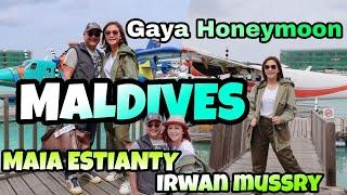 Download Video Maia Estianty dan Irwan Mussry Honeymoon di Maldives - CURI PERHATIAN!! MP3 3GP MP4