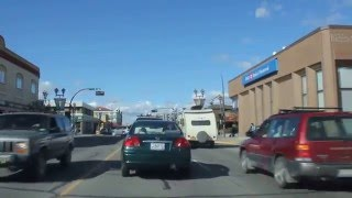 Whitehorse (YT) Canada  City pictures : A drive through Whitehorse, Yukon Territory, Canada