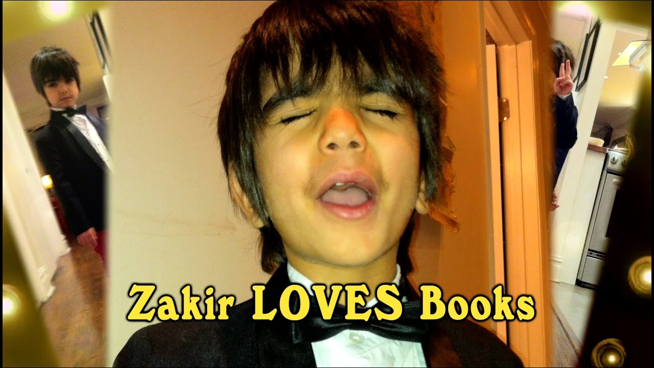 Zakir Loves Books: The Sleepwalker's Guide to Dancing