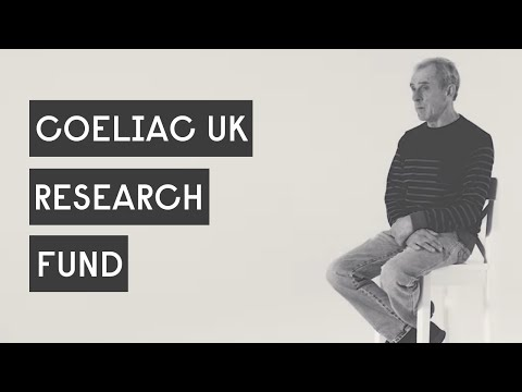 Coeliac UK's Research Fund - Help us get to our £5 million target видео