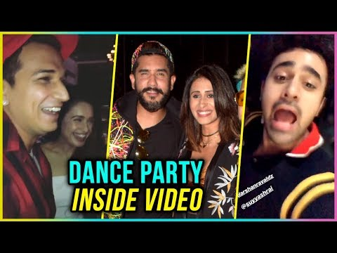 Suyyash Rai New Song Launch Party | Pearl V Puri,