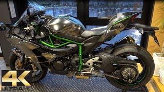 7. NEW Kawasaki Ninja H2 Carbon Review - 新型カワサキ Ninja H2 Carbon
