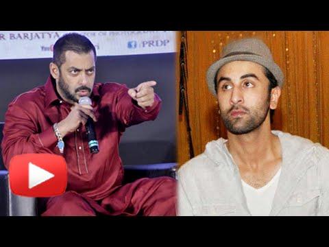 Ranbir Kapoor Avoids Meeting Salman Khan | Tamasha