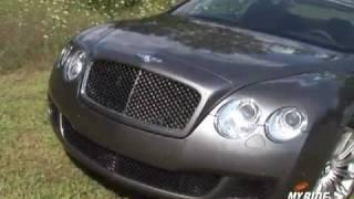 Review: 2008 Bentley GT Speed