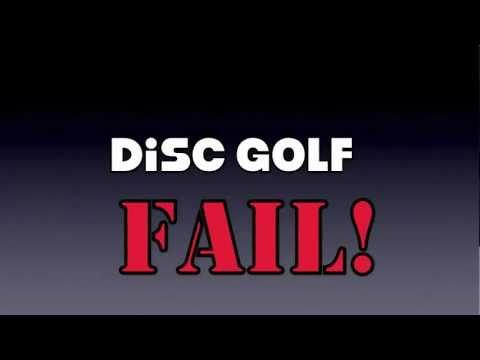 Disc Golf Fail 5