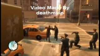 GTA 4 : WHERE DID ALL THESE COPS COME FROM?