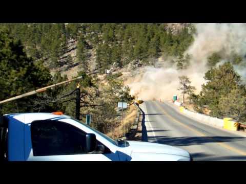 US 36 Blasting Video