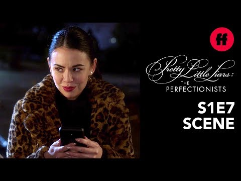 Pretty Little Liars: The Perfectionists | Season 1, Episode 7: Mona Figures Out Who Bad Bishop Is