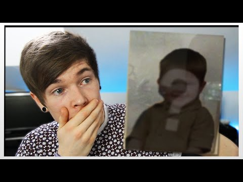 MY BABY PICTURE!! | #AskTDM