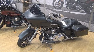 6. Harley-Davidson Road Glide Special (2018) Exterior and Interior