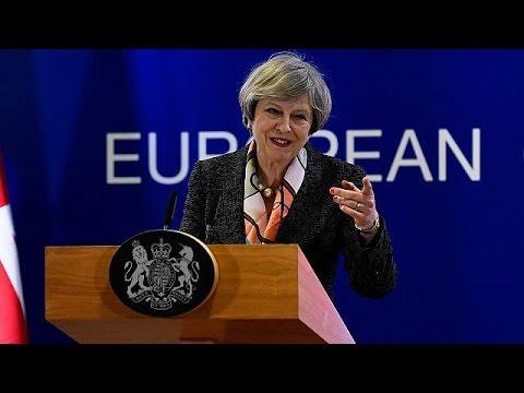 Το Brexit επί τάπητος στην Σύνοδο Κορυφής