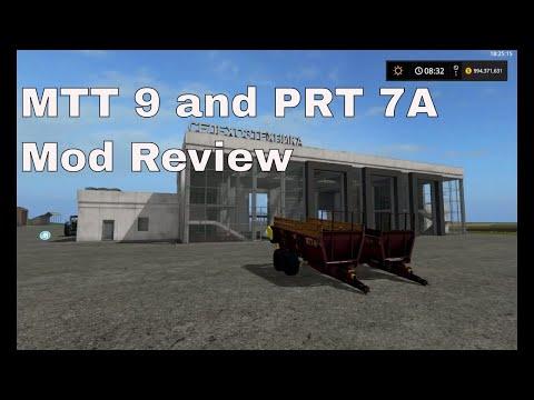 MTT-9 / PRT-7A v1.0