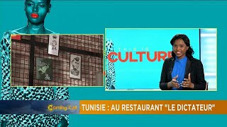 'The Dictator' restaurant in the center of Tunis, is driven under the theme of a liberation struggle. Its young Tunisian proprietor, Seïf...
