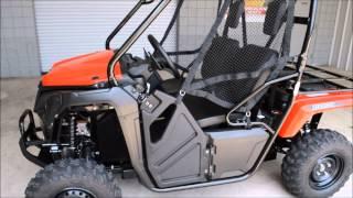6. 2015 Honda Pioneer SXS 500 Engine Start Up - Chattanooga TN / GA / AL