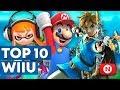 Top 10 Melhores Jogos Do Wii U 2017