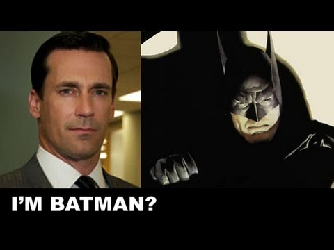Jon Hamm: from SNL to Batman? - Beyond The Trailer