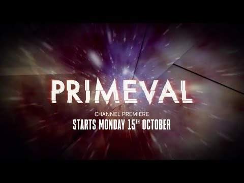 Primeval on SyFy UK - Trailer (Starts Monday 15th October 2018 at 8PM)