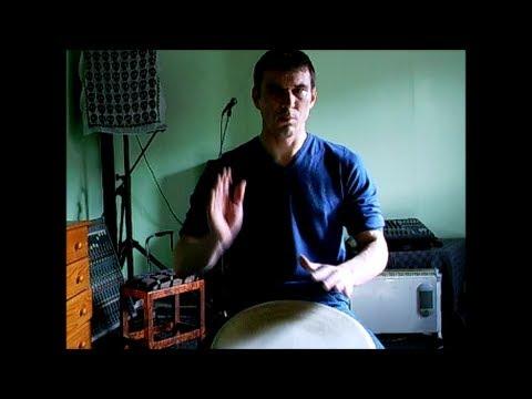 Djembe Lesson : Slap / Tone exercise for intermediate / advanced players