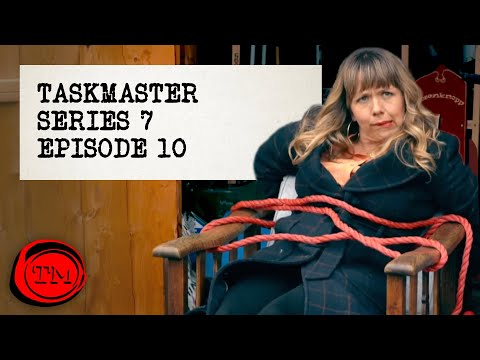 Taskmaster - Series 7, Episode 10 | 'I can hear it gooping'
