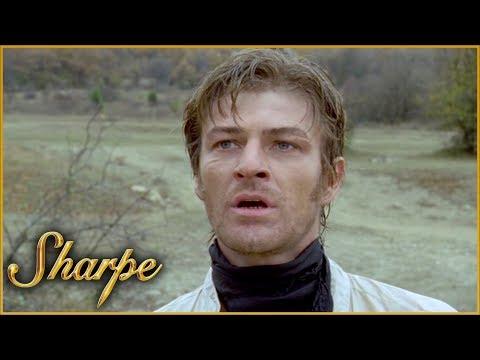 Sharpe Gets A Battlefield Commission | Sharpe