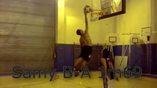 """Video Entrainement détente - Dunk - Basket 1m69 (5'5"""") Partie 2 MP3, 3GP, MP4, WEBM, AVI, FLV Mei 2017"""