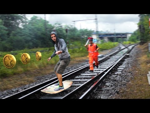 Subway Surfers In Real Life | Future Gaming (видео)