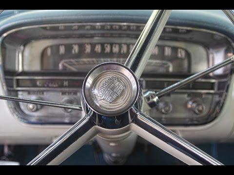 1956 Cadillac Sedan DeVille Resto Video 32: Steering Wheel Fix