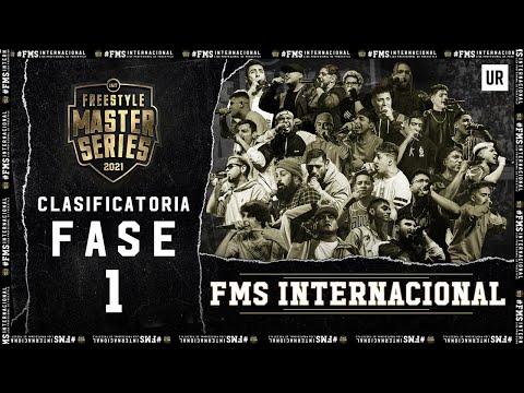 FMS INTERNACIONAL 2020 - 2021 | DÍA 1 - FASE DE GRUPOS | Urban Roosters