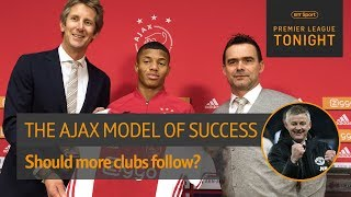 Why don't more clubs involve their legends in key roles like Ajax? | PL Tonight