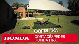 Cortacéspedes Aficionado Exigente Honda HRX
