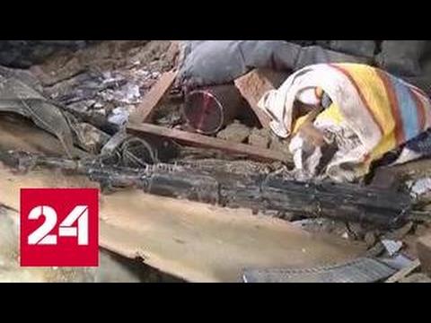 В Дагестане ликвидированы двое боевиков (видео)