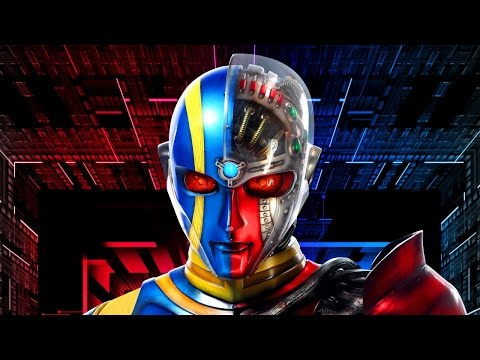 Kikaider Reboot-Official Trailer with English subtitles (видео)