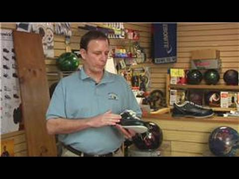 Bowling Tips : How to Care for Bowling Shoes