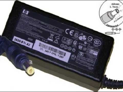 , title : 'HP 159224-002 Adapter - 65W 3.5A 18.5V 159224-002 Laptop AC adapter - HP 110 110s E300'