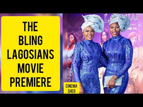Bling Lagosians Movie Premiere | Best Fashion Looks
