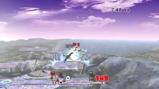 Brawl Minus Zelda is Crazy (TAS)