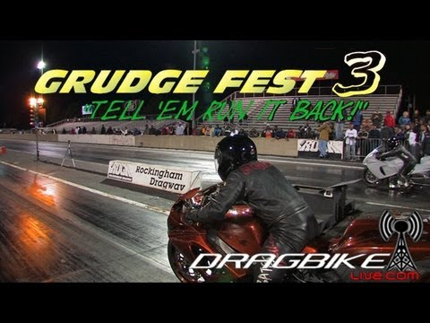 Grudge Racing - Grudge Fest 3- Tell 'em Run It Back!