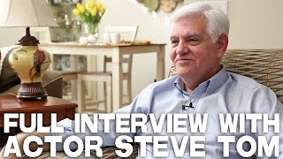 Full Film Courage Interview With Actor Steve Tom