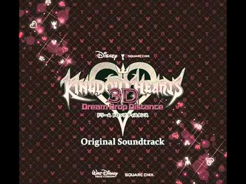 "Kingdom Hearts Dream Drop Distance - ""Hand to hand"""