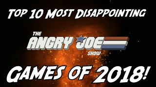 Video Top 10 Most Disappointing Games of 2018! MP3, 3GP, MP4, WEBM, AVI, FLV Februari 2019