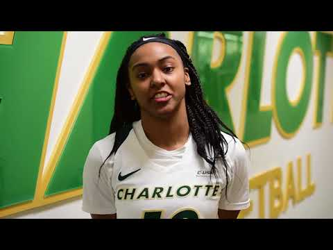 Reflections: 2017-18 Charlotte 49ers Basketball Senior Class