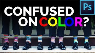Photoshop Tip: Confused on Color? Use This Amazing Shortcut