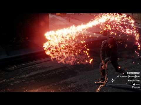 exclusive - inFAMOUS Second Son update launches tomorrow with new Photo Mode.