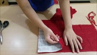 Video Belajar cara membuat pola baju dan pola jahitan blus VIDEO 4 Menggunting Kain MP3, 3GP, MP4, WEBM, AVI, FLV Desember 2018